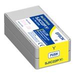 Epson SJIC22P(Y) 32,5ML TM-C3500