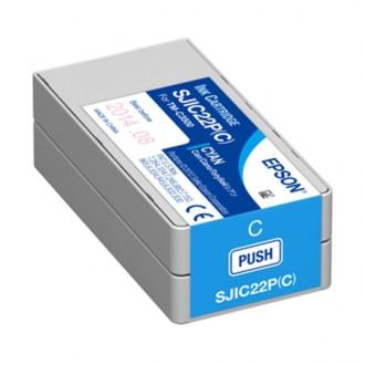 Epson SJIC22P(C) 32,5ML TM-C3500
