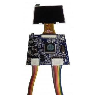 2.5 INCH TFT LCD MODULE